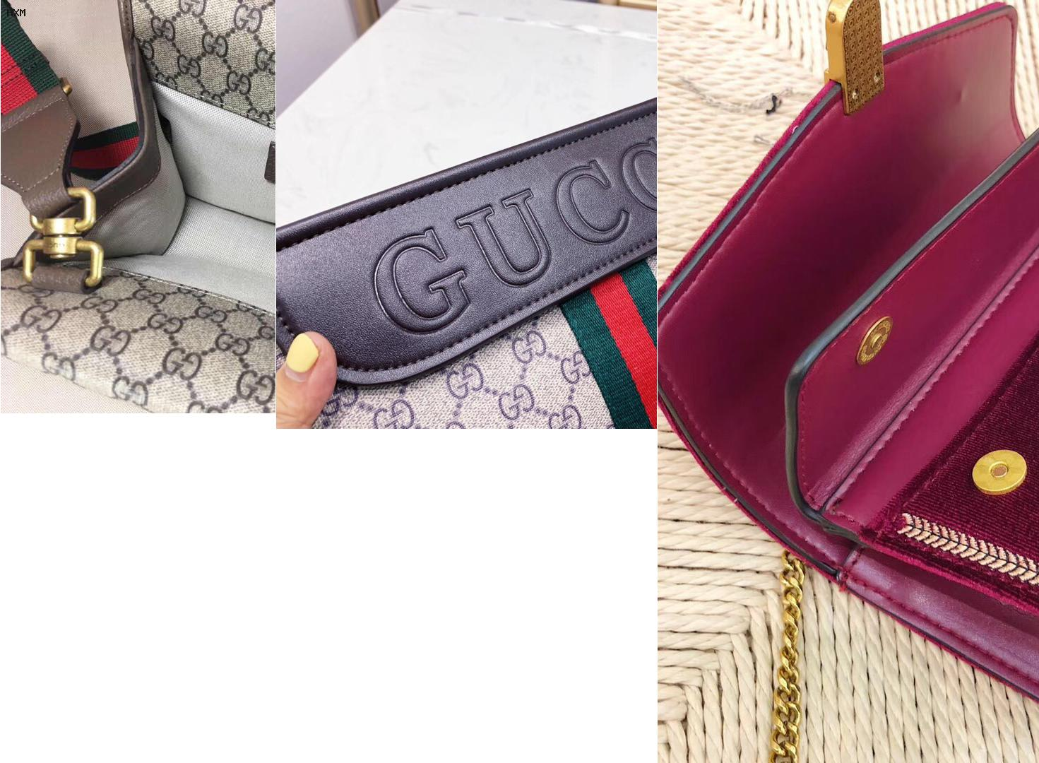 gucci portemonnaie rot